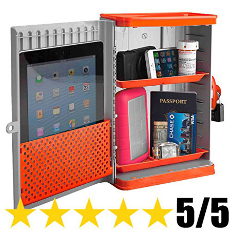 3. Best Dorm Safe Back To School College and Dorm Essentials Vault