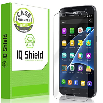 20. IQ Shield LiQuidSkin Full Coverage Screen Protector