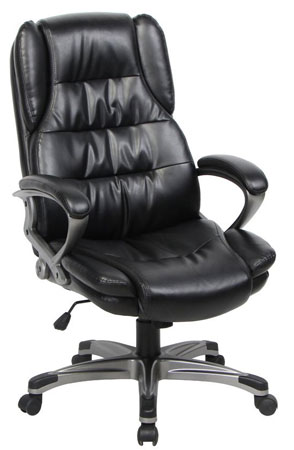 8. Office Chair with Cushioned Seating