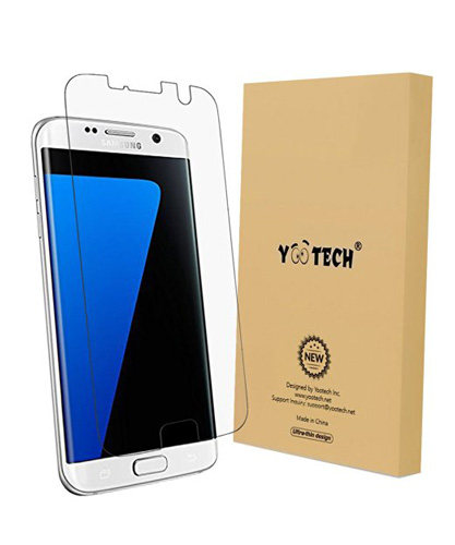 17. Yootech [Full Coverage] Wet Applied Screen Protector