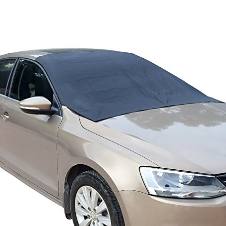 16. SUV Car Windshield Snow Cover Magnetic