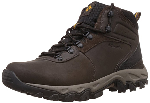 5. Columbia Men's Newton Ridge Plus Li Waterproof Hiking Shoe