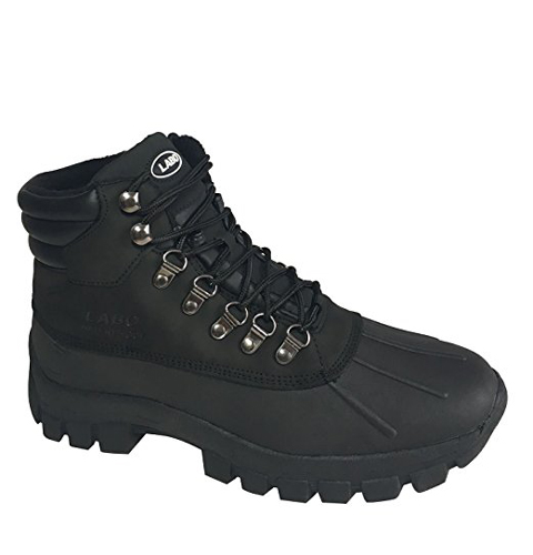 2. LABO Men's Winter Snow Boots