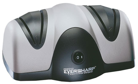 1. Presto 08800 EverSharp Electric Knife Sharpener