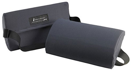 10. Original McKenzie® -SlimLine Lumbar Cushion Support