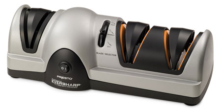 2. Presto 08810 Professional Electric Knife Sharpener