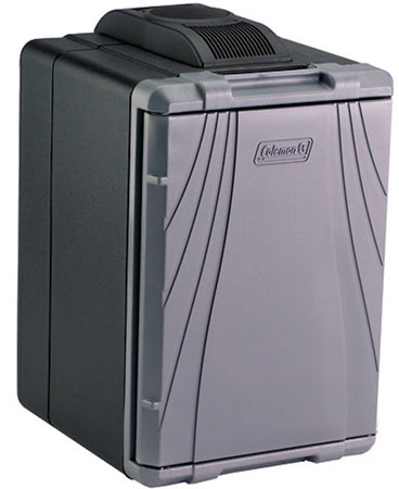 7. Coleman PowerChill Thermoelectric Cooler with Power Supply (40-Quart)