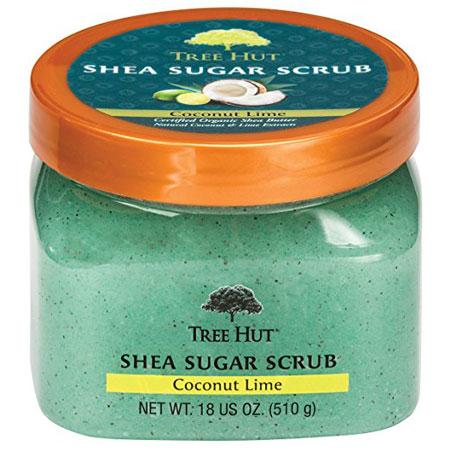 8. Shea Sugar Scrub