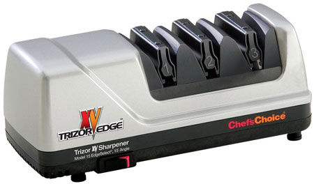 4. Chef's Choice 15 Trizor XV EdgeSelect Electric Knife Sharpener