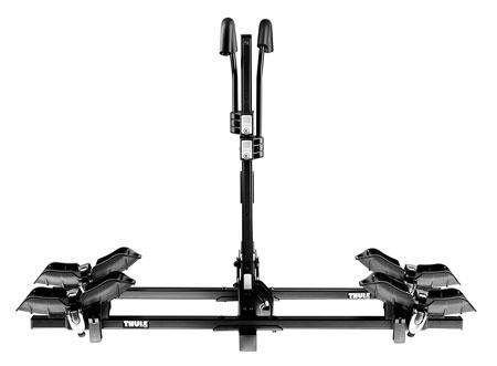 9. Thule 990XT Doubletrack Platform Bike Hitch Rack