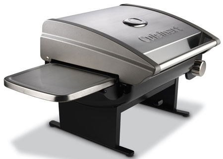 3. Cuisinart CGG-200 All-Foods 12,000-BTU Tabletop Gas Grill
