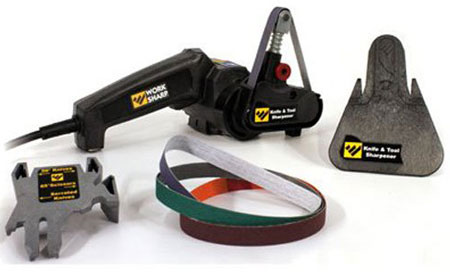7. Work Sharp KSKTS Knife and Tool Sharpener
