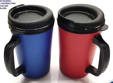 7. ThermoServ Foam Insulated Coffee Mug