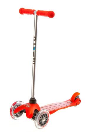 4. Micro Mini Scooter (Red)