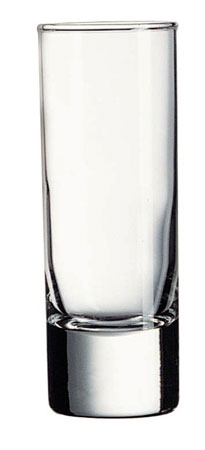 9. Luminarc Drink Island Shot Glass