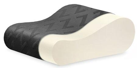 8. Z Memory Foam Molded Contour Travel Pillow