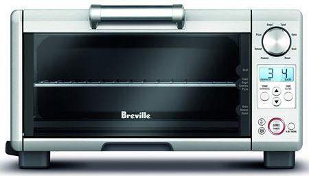 8. Breville BOV450XL Mini Smart Oven with Element IQ