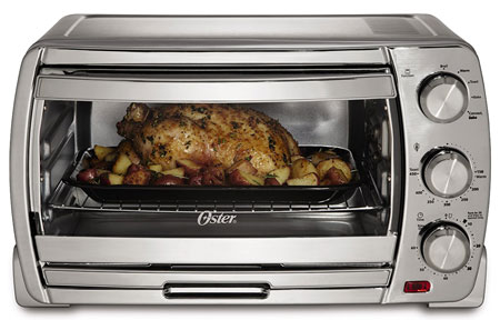 6. Oster TSSTTVSK01 Extra Large Convection Toaster Oven
