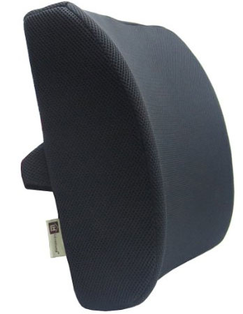 1. The LoveHome lumbar support back cushion