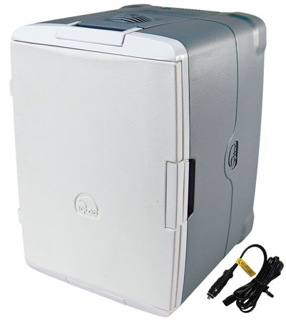 3. Igloo 40375 Iceless 40-Quart with 110-volt Converter Coolers