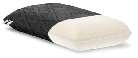 4. Z by MALOUF Travel DOUGH Memory Foam Pillow