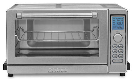 7. Cuisinart TOB-135 Deluxe Convection Toaster Oven