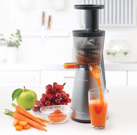 10. Juicepresso Best Juicer Cold Press Juicer is Dishwasher Safe & Easy to Clean