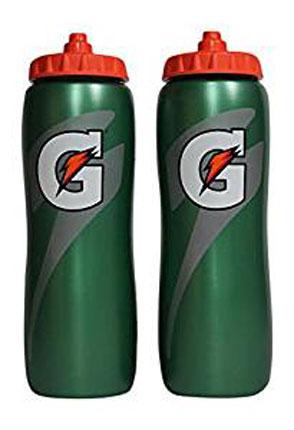 2. Gatorade 32 Oz Squeeze Water Sports Bottle