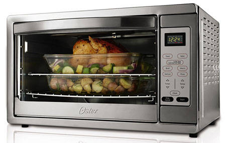 4. Oster Extra Large Digital Countertop Oven