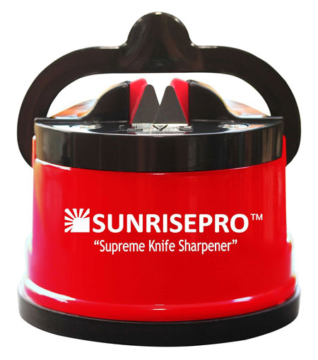 3. SunrisePro Knife Sharpener