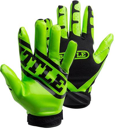 1. Battle Ultra-Stick Receiver Gloves