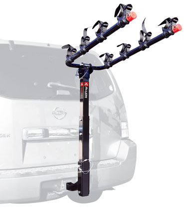2. Allen Sports Deluxe 4-Bike Hitch Mount Rack with 2-Inch Receiver
