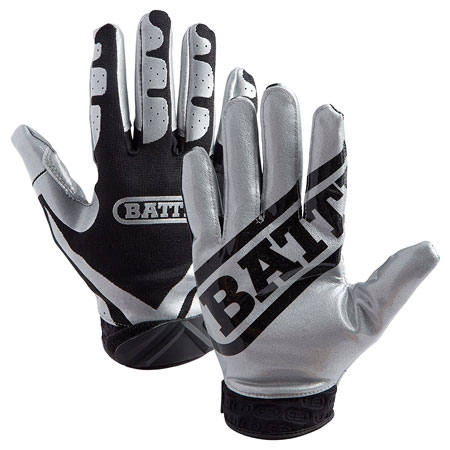8. Battle Ultra-Stick Receiver Gloves