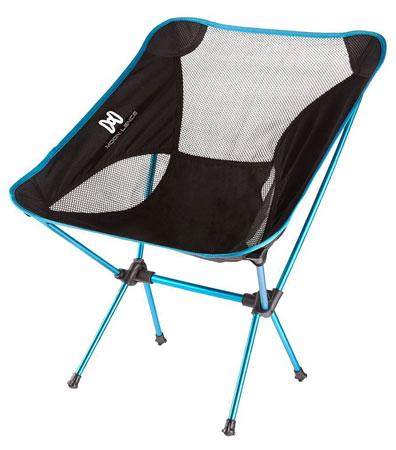 8. Moon lence ultra light folding camping chair.