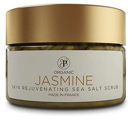 1. Organic Sea-Salt Body Scrubs
