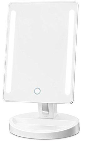 6. Gotofine LED Lighted Vanity Mirror