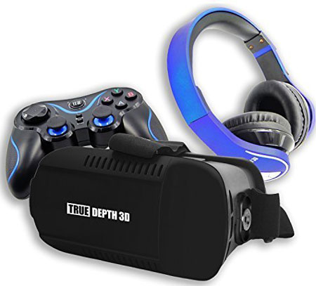 10. True Depth 3D VR Headset