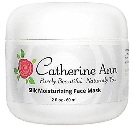 1. Silk moisturizer meant for dehydrated skin