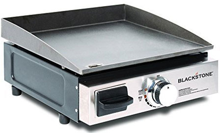 9. Blackstone Portable Table Top Camp Griddle, Gas Grill