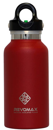 7. Revomax Twist Free Insulated Stainless Steel Water Bottle.