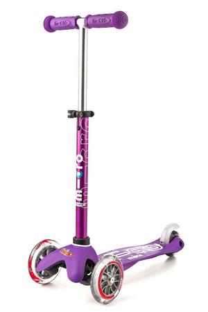 2. Micro Mini Deluxe Kick Scooter