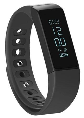 5. Fitness Tracker Pedometer Bracelet SHONCO Waterproof