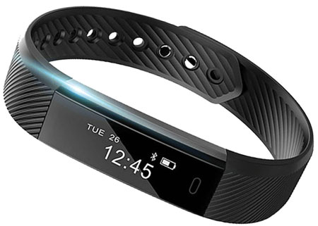 2. Heart Rate Monitor Fitness Activity Tracker Watch