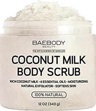 10. Baebody Body Scrub