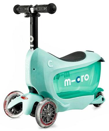6. Micro Mini 2-Go Deluxe Scooter