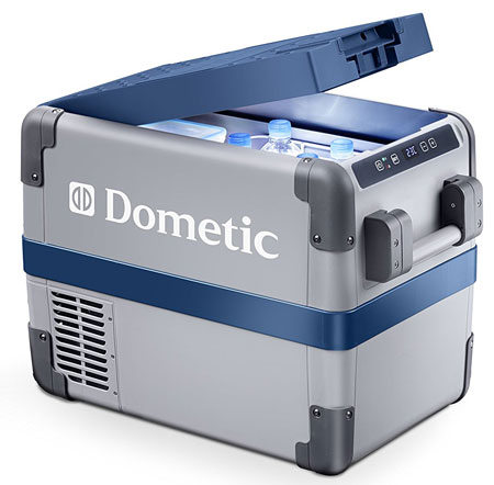 9. Dometic CFX-28US Portable Electric Cooler Refrigerator/Freezer - 26 Liters
