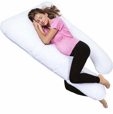10. PharMeDoc Hypoallergenic Pillow