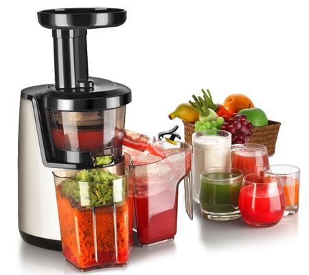 2. Flexzion Cold Press Juicer Machine