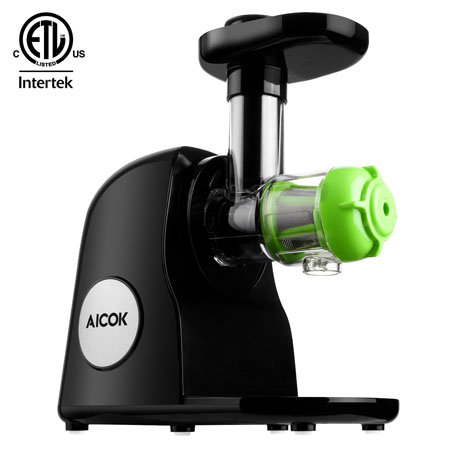 5. Aicok Slow Masticating Juicer Extractor