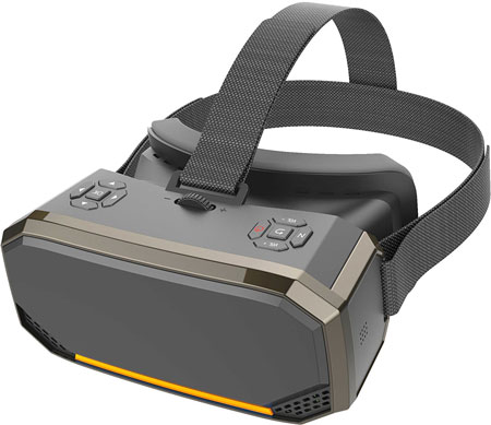 3. GenBasic Quad HD VR system